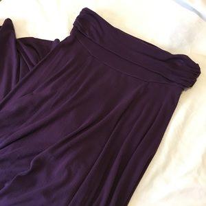Gap A Line Maxi Skirt